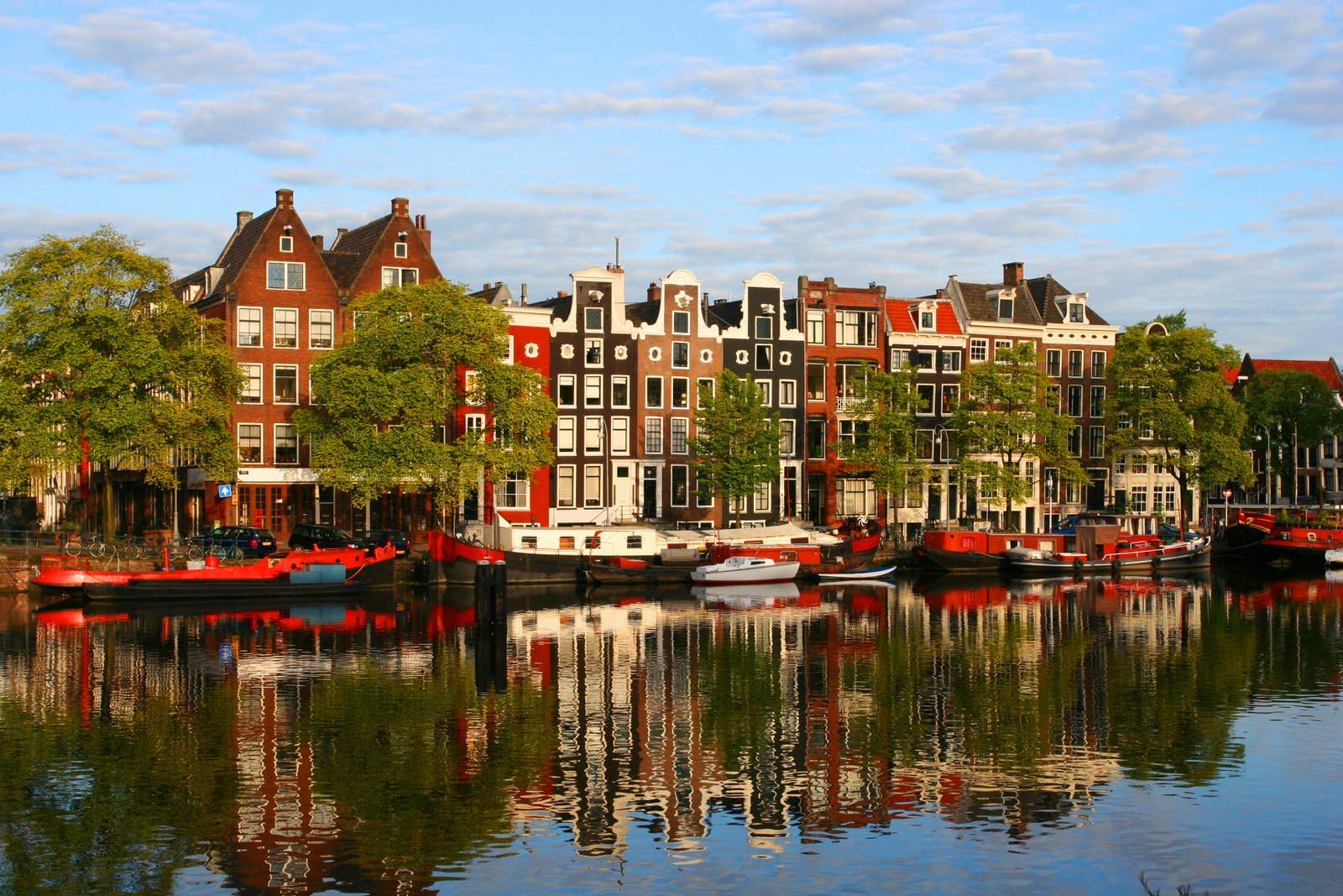 Amsterdam ou Amsterdã