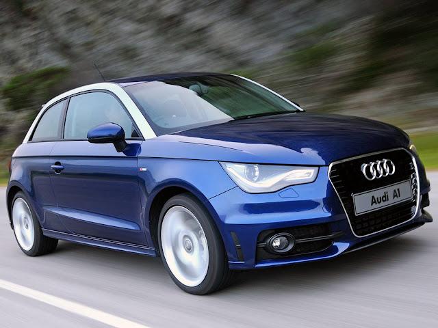 Audi A1 de três portas - fim de linha