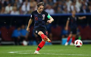 Coupe du monde 2018 : pourquoi Luka Modric, l'adversaire des Bleus, risque de finir en prison après le Mondial