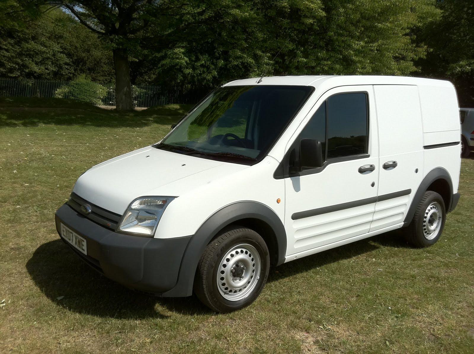 used ford transit 2007 vans for sale on auto trader vans. Black Bedroom Furniture Sets. Home Design Ideas
