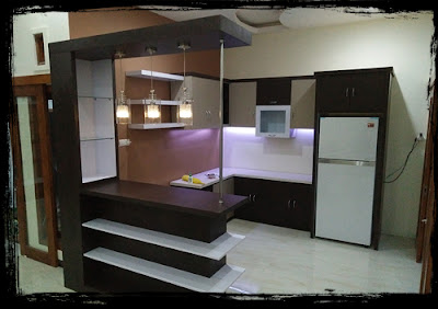 Harga kitchen set, kitchen set murah di kediri