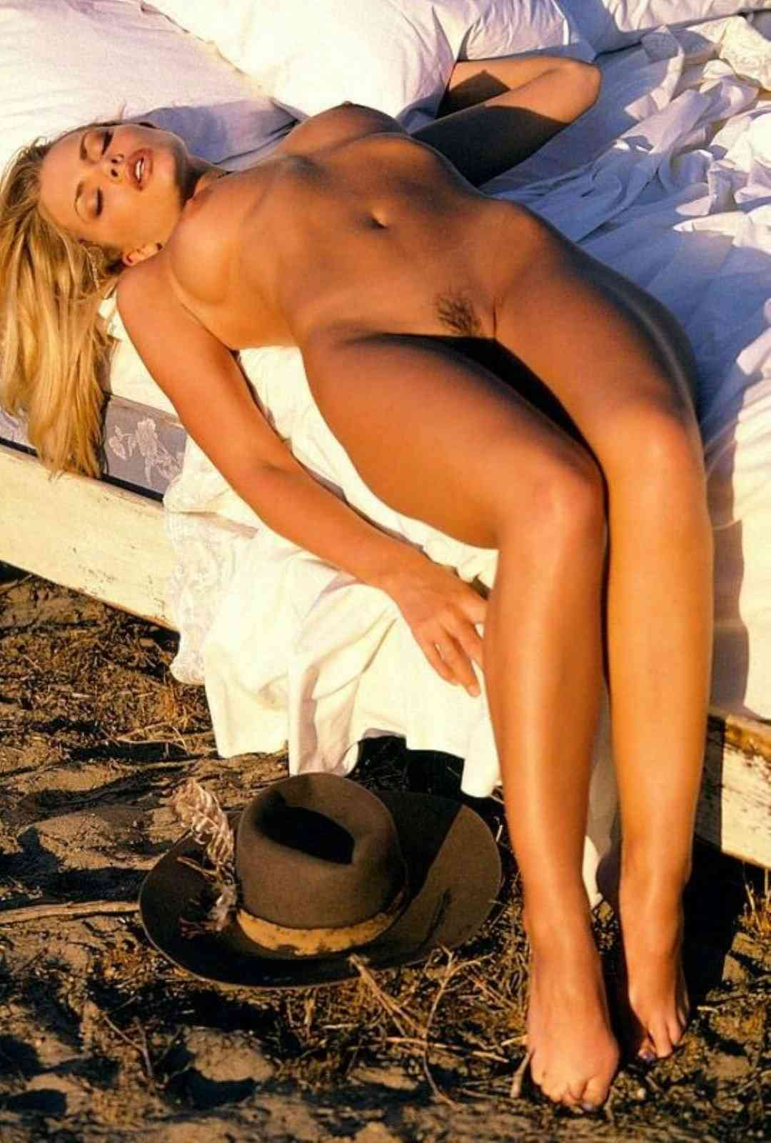 Hollywood Sexy  Nude Hd Celeb Picture Jaime Pressly Nude -3404