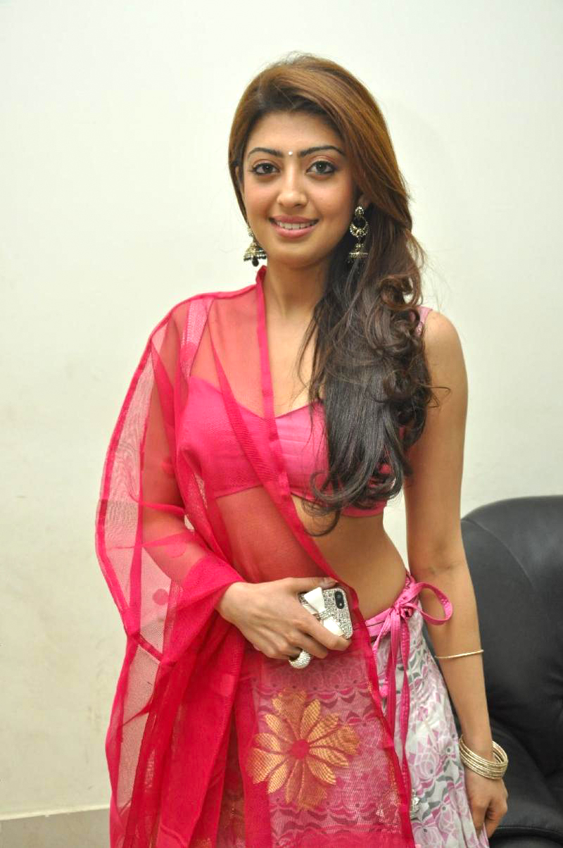 pranitha subhash in pink hot lehenga   south indian actress
