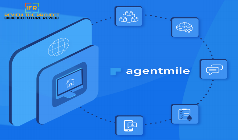 AgentMile - The World First Decentralized CRE Leasing Platform Powered by AI