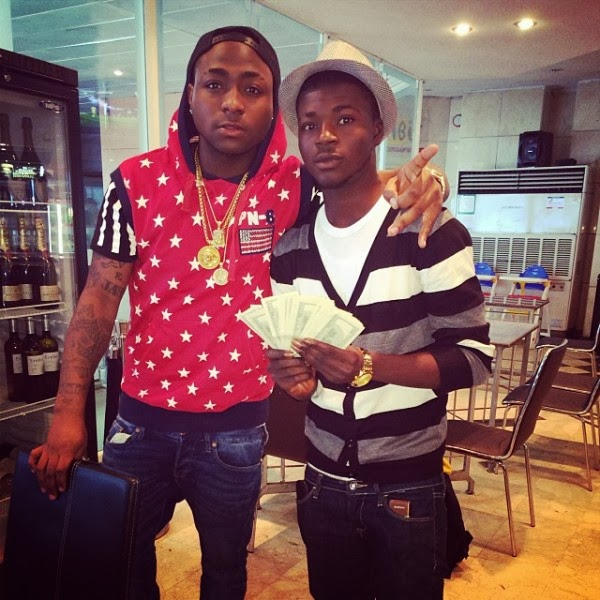 davido skelewu dance winner