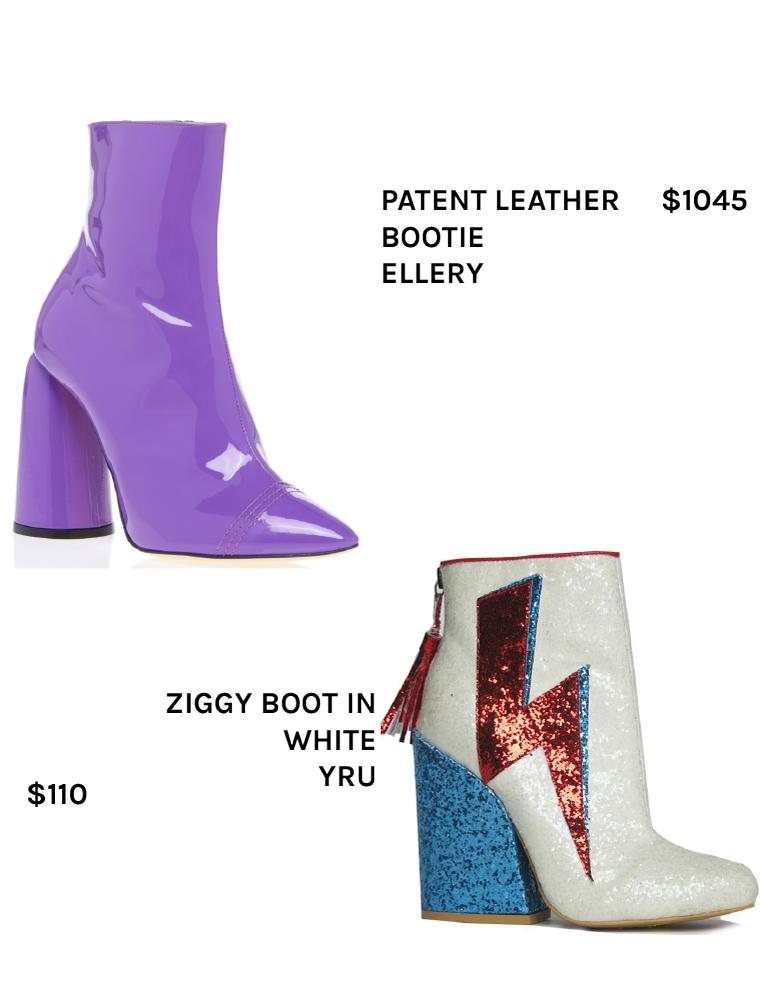 Ellery YRU boots ankle trend