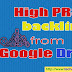 Google Drive se High Quality PR8 Backlinks Kaise Banaye