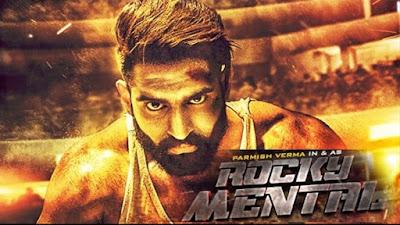 Rocky Mental Movie Pics