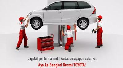 Bengkel Toyota Jakarta Selatan