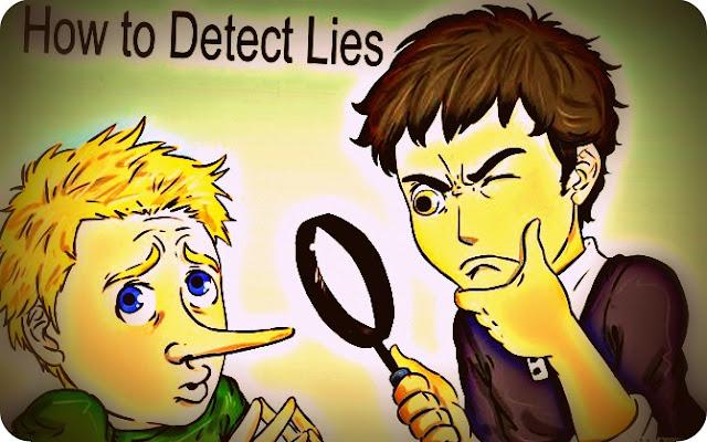 Inilah Caranya Mendeteksi Seseorang Yang Berbohong Melalui Mata