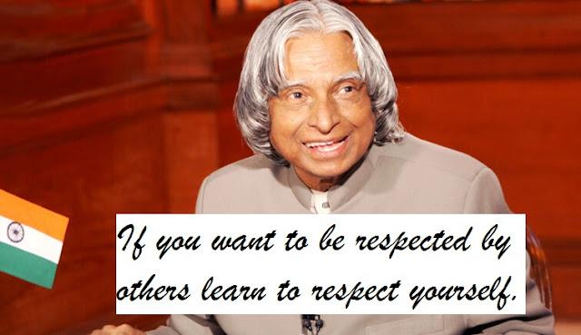 quotations on Abdul Kalam