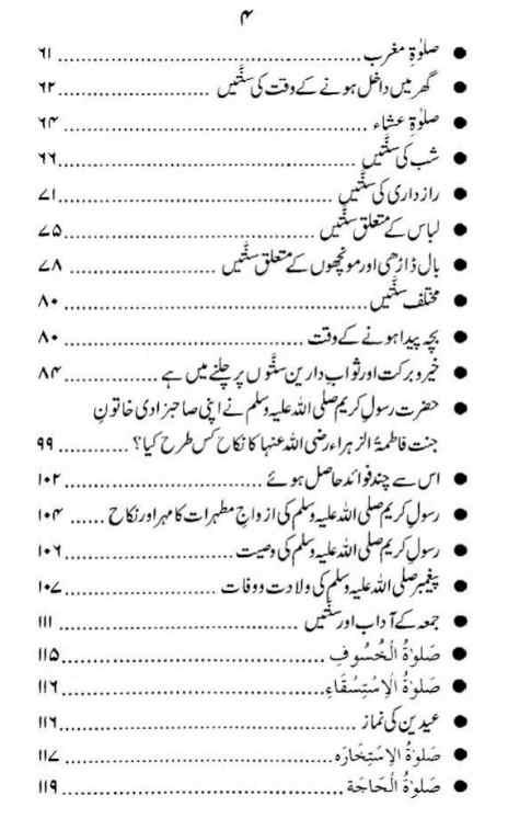 Alaikum Bi Sunnati book