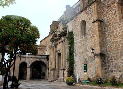 Iglesia de Sto. Domingo en Plasencia