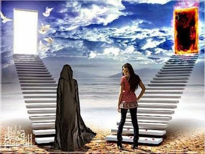 4 Wanita Calon Penghuni Surga dan Neraka