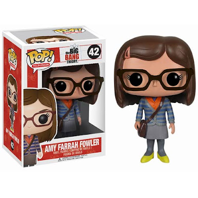 Amy Farrah Fowler The Big Bang Theory Pop! Vinyl Figure by Funko