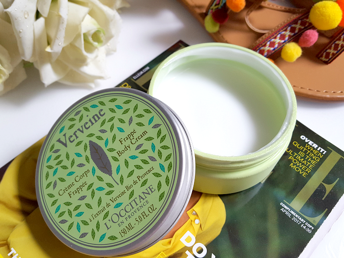 L´Occitane Verveine - Frappé Body Cream - 150ml - 26.00 Euro - Madame Keke The Luxury Beauty & Lifestyle Blog