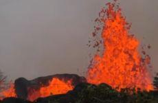 Erupción del volcán Kilauea en Hawaii en vivo y en directo online por streaming