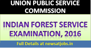 upsc+indian+forest+service+examination+2016