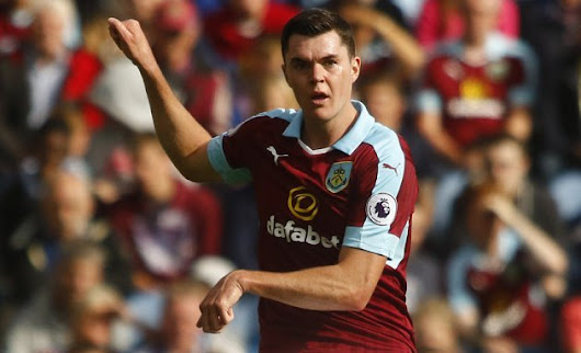 Everton ahead of Liverpool for Burnley defender Michael Keane !!