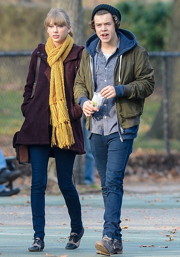 Consider, that harry styles and taylor swift start hookup not