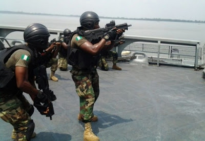 nigerian navy youths europe