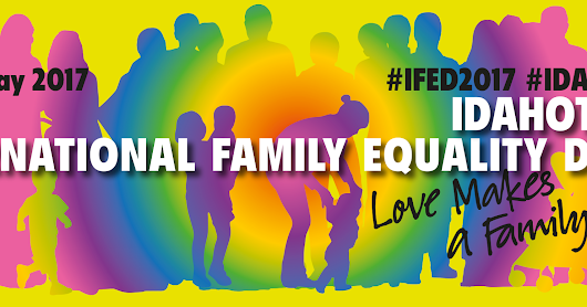 "[Global] ""Love Makes A Family: Celebrating LGBT Families"" by Sarah Hagger-Holt"
