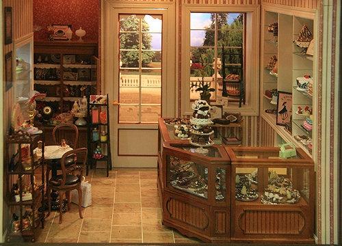 Bakery Interiors  Bizzy Oven Mitt Bakery
