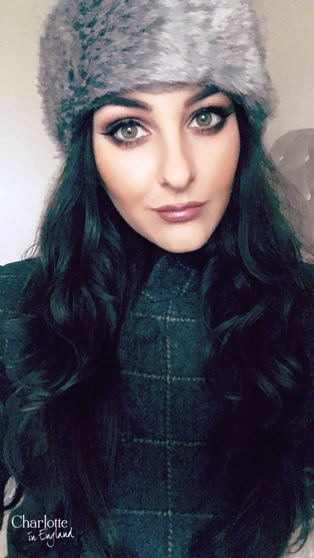 Charlotte in England Jack Murphy: Isaga Fur Headband review