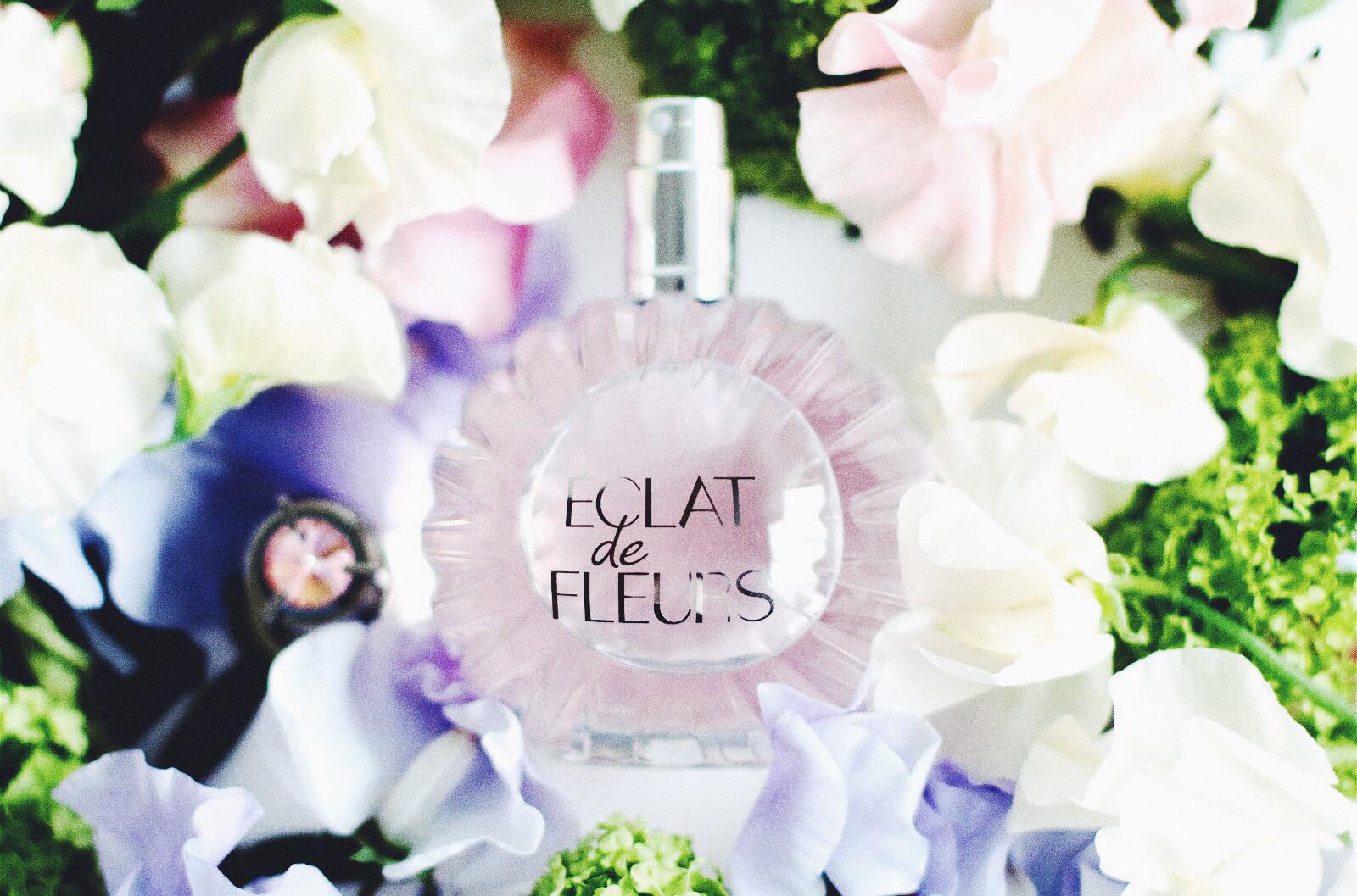 lanvin eclat des fleurs eau de toilette parfum avis test