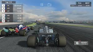 تحميل لعبة F1 Mobile Racing 2019 1.8.17 Apk + Data for Android