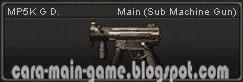 MP5K G D Senjata Point Blank PB Weapon