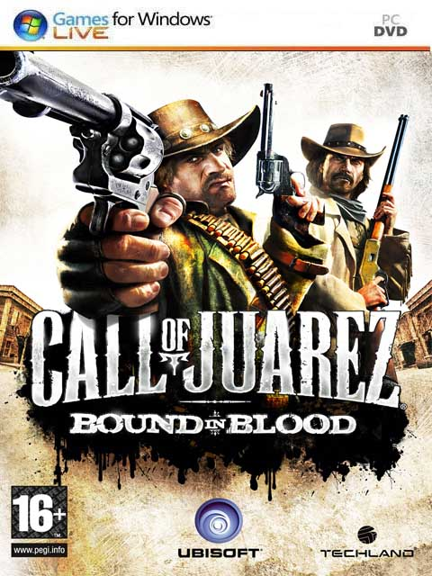 تحميل لعبة Call Of Juarez Bound In Blood