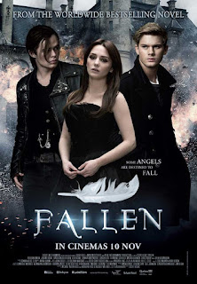 REVIEW: Fallen (2016) com Jeremy Irvine