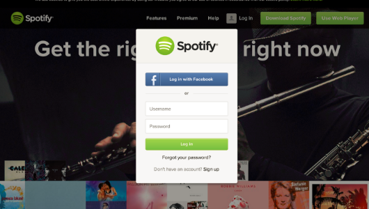 Can I Use Spotify Without Facebook