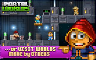 Portal Worlds Apk Unlocked all item