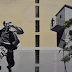 Καλέ μας άνθρωπε... Ένα υπέροχο γκράφιτι για τον Θανάση Βέγγο στην Πάτρα [ΦΩΤΟ]