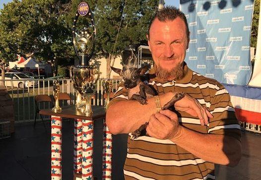 inilah 'Sweepee Rambo' Pemenang Kontes Anjing Terjelek, Di California