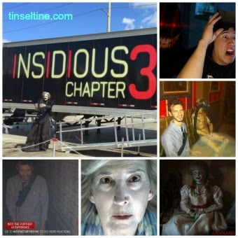 A Revlock Perspective: INSIDIOUS CHAPTER 3: Into the Further 4D Experience