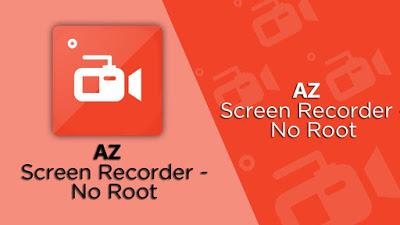Download AZ Screen Recorder No Root Premium