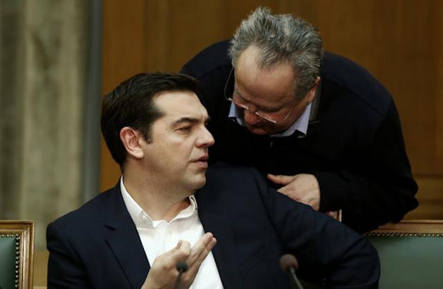 Ποιός καθορίζει την εξωτερική πολιτική της Ελλάδας;