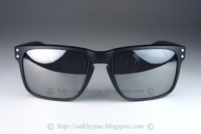 aa6ae3343b0 OO9102-81 Holbrook B1B matte black + black iridium  220 lens pre coated  with Oakley hydrophobic nano solution complete package comes with box and  microfiber ...