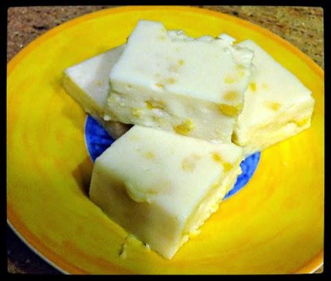 大師姐之食譜: 香滑椰汁馬豆糕