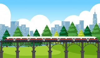 Perkembangan Kereta Api di Indonesia