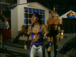 WWF / WWE - In Your House 5: Seasons Beatings - 123 Kid & Sycho Sid faced Razor and Jannetty