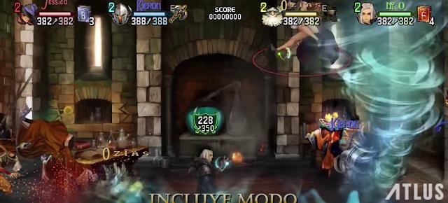 La vertiente multijugador cooperativa de Dragon's Crown Pro en un nuevo tráiler