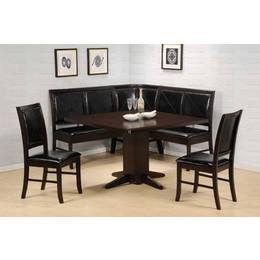 corner booth dining room sets | Booth Kitchen Pic: Booth Dining Room Table