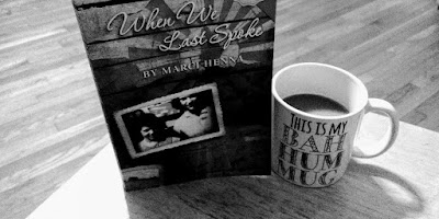When We Last Spoke {Giveaway}, book review, novel, marci henna, fireside lounge, via bella, fly by promotion, giveaway, enter to win