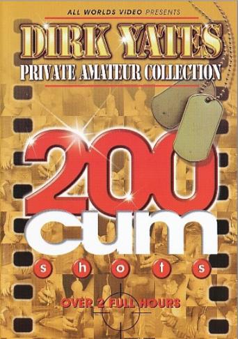 200 Cum Shots Cover Front