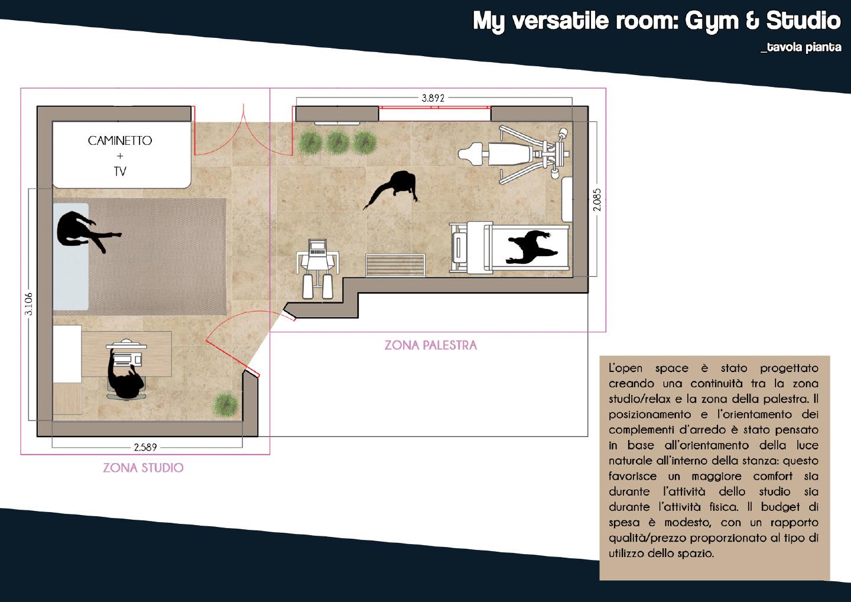 progetto architetto Matteo Gambassi GoPillar
