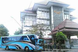 Sewa Bus Pariwisata Semarang Tujuan Karanganyar, Solo